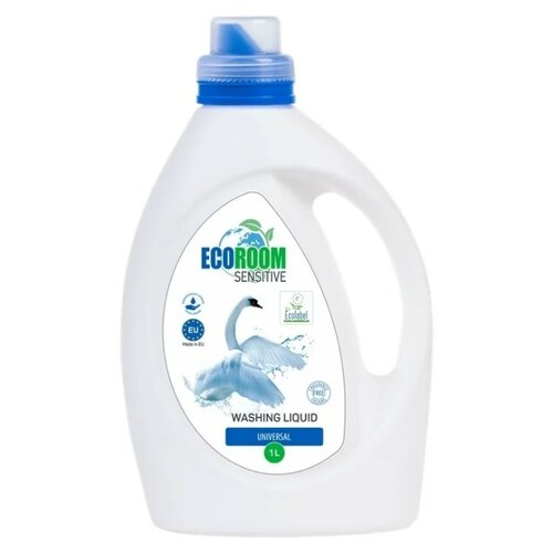Гель Ecoroom Sensitive, 1 л, бутылка