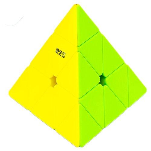 Купить Головоломка QiYi MoFangGe MS Pyraminx Magnetic color, Головоломки