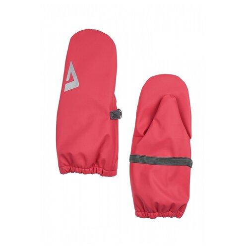 Купить Варежки Oldos Космос ASS043RAC00/ASS043RAC20 размер 5, розовый, Перчатки и варежки
