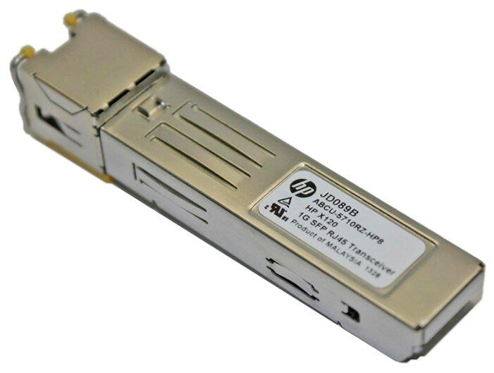 SFP трансивер Hewlett Packard Enterprise JD089B