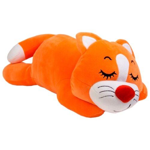 Купить Мягкая игрушка СмолТойс Котенок Лежебока 16 см, Мягкие игрушки
