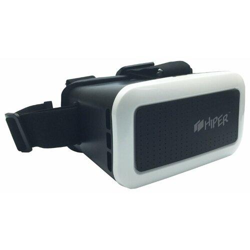 Очки виртуальной реальности HIPER VRM черно-белый