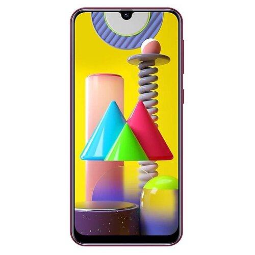 Смартфон Samsung Galaxy M31 красный (SM-M315FZRVSER) смартфон