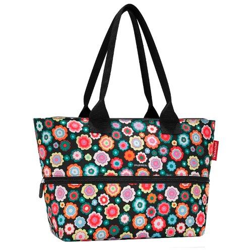 цена на Сумка reisenthel Shopper E1 RJ7048 happy flowers, текстиль