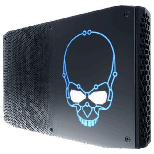 Купить Платформа Intel NUC Enthusiast (BOXNUC8i7HNK2) Intel Core i7-8705G/без ОЗУ/AMD Radeon RX Vega M GL/ОС не установлена черный