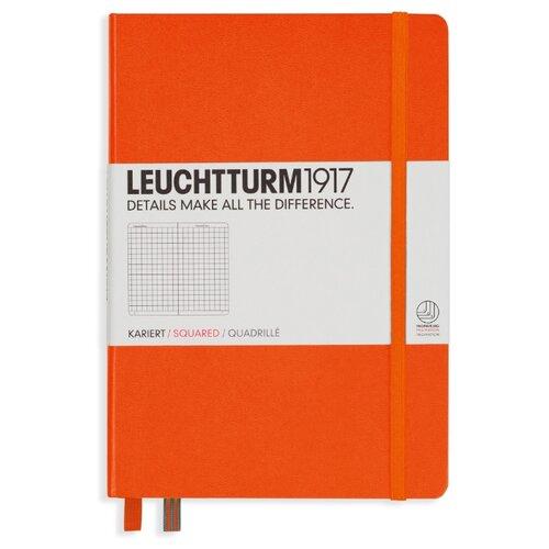 Купить Блокнот Leuchtturm1917 342935 (оранжевый) A5, 124 листа, Блокноты