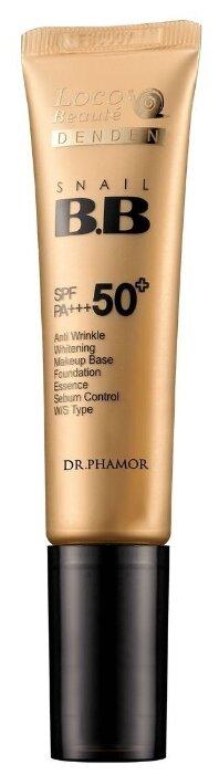 DR.PHAMOR BB крем для лица с секрецией