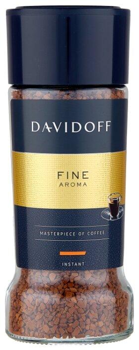 Tchibo Кофе Давидофф Файн Арома (Davidoff Fine Aroma) растворимый (100 г)