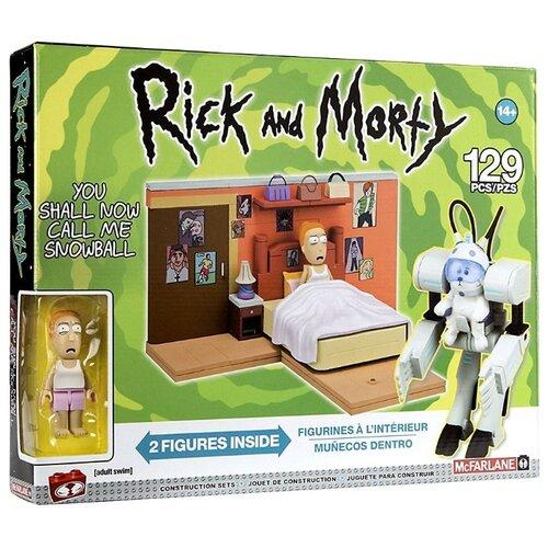 Конструктор McFarlane Toys Rick & Morty You Shall Now Call Me Snowball