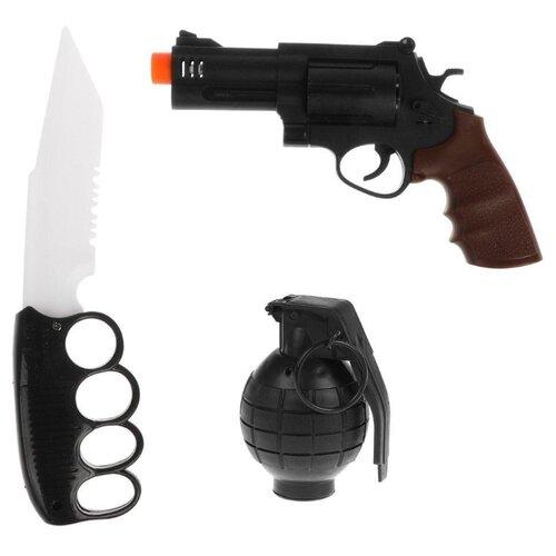 Купить Игровой набор Наша игрушка Полиция M0190, Полицейские и шпионы