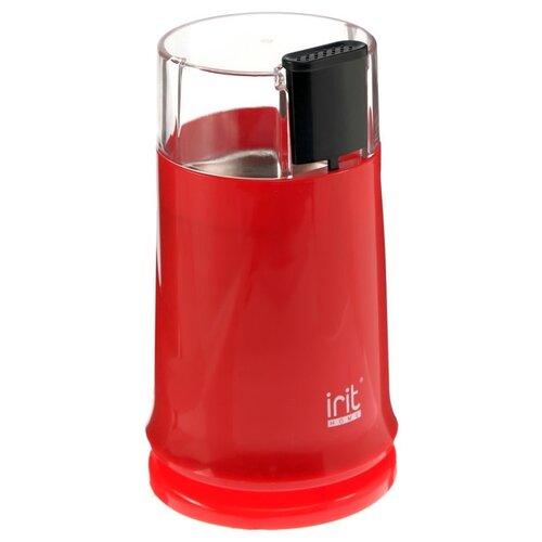 Кофемолка irit IR-5304 красный