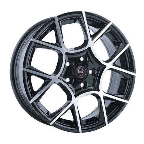 Фото - Колесный диск NZ Wheels F-26 6x15/5x100 D57.1 ET40 BKF колесный диск nz wheels f 2 6x15 5x100 d57 1 et40 bkfbsi