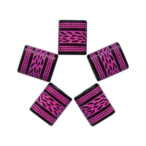 Купить Бусины, цвет: 7, 12х10 мм, арт. CX-2612, Astra & Craft, Фурнитура для украшений