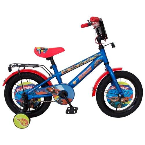 Детский велосипед Navigator Вспыш (ВН14188) синий (требует финальной сборки)