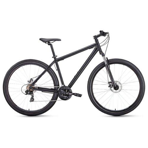 цена на Горный (MTB) велосипед FORWARD Sporting 29 2.1 Disc (2020) черный 19 (требует финальной сборки)