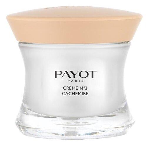 Payot Creme N°2 Cachemire Успокаивающий крем для лица с насыщенной текстурой, 50 мл payot молочко очищающее успокаивающее creme 2 400 мл