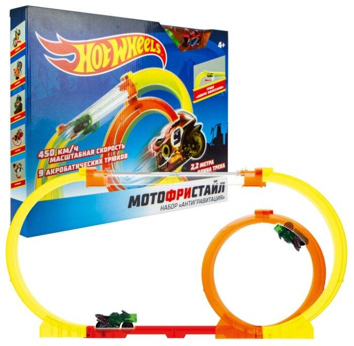 Трек Hot Wheels Мотофристайл Т16720