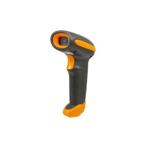 Сканер штрих-кода ручной МойPOS MSC-3208W2D черный/оранжевый