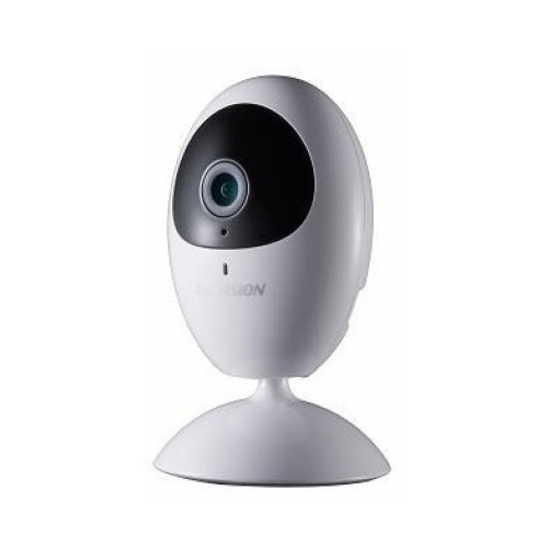 цена на Сетевая камера Hikvision DS-2CV2U21FD-IW серый/черный