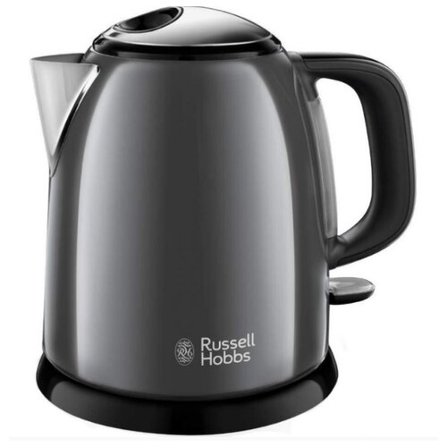 Чайник Russell Hobbs 24993-70, grey чайник russell hobbs 24991 silver