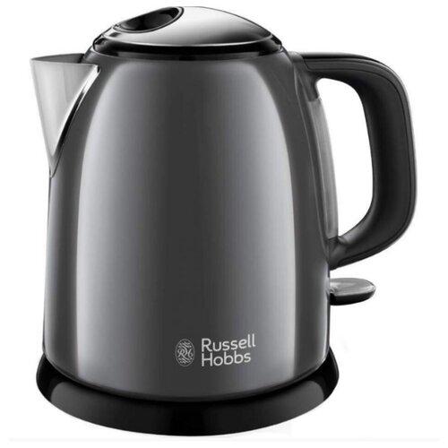 Фото - Чайник Russell Hobbs 24993-70, grey чайник russell hobbs 21272 70 red