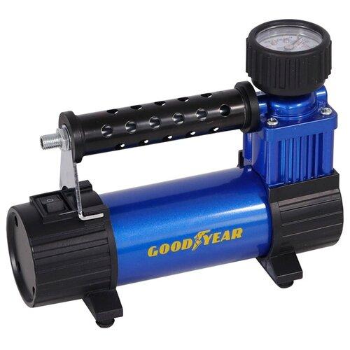 Автомобильный компрессор GOODYEAR GY-30L case черный/синий