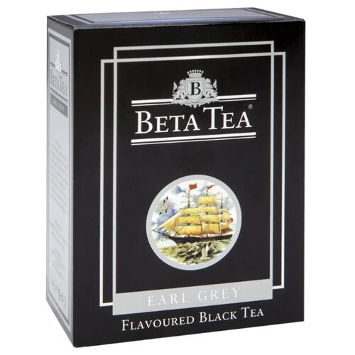 цена на Чай черный Beta Tea Earl grey , 500 г