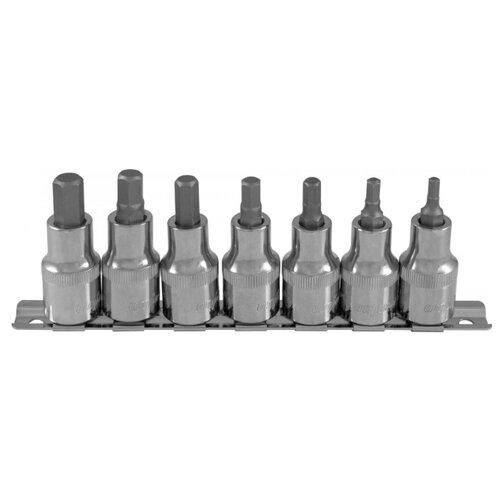 Набор торцевых головок Ombra 912207 7 шт. набор головок ombra 911225 25 предметов [55313]