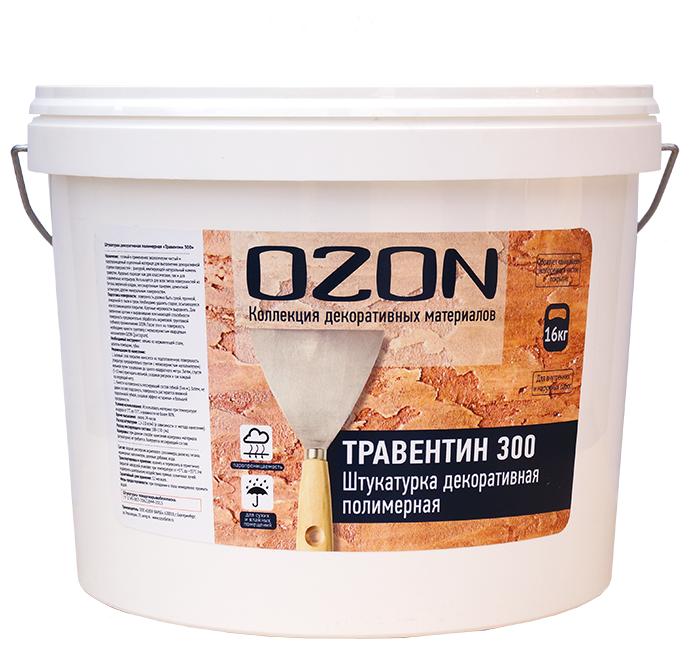 Декоративное покрытие OZON ТРАВЕРТИН 300
