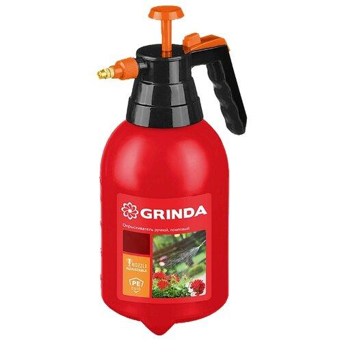 Опрыскиватель GRINDA Classic 8-425057 1 л красный