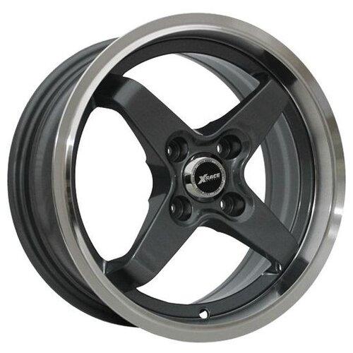Фото - Колесный диск X-Race AF-08 6x16/4x98 D58.6 ET35 GMPL колесный диск x race af 04 6x15 4x98 d58 6 et35 s