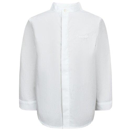 Фото - Рубашка FENDI размер 68, белый fendi накидка