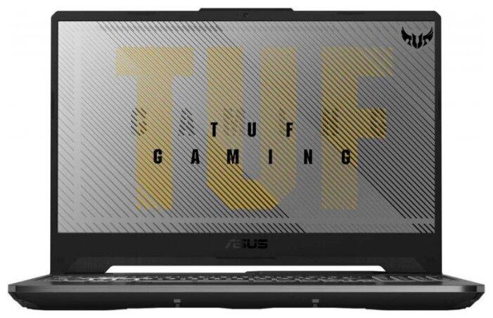 Ноутбук ASUS TUF Gaming FX506 — купить по выгодной цене на Яндекс.Маркете