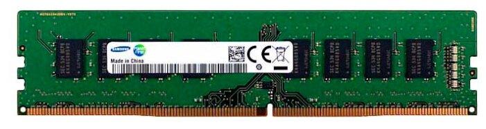 Оперативная память 4 ГБ 1 шт. Samsung DDR4 2666 DIMM 4Gb (M378A5143TB2-CTDD0)