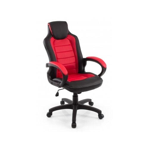 Фото - Компьютерное кресло Woodville Kadis офисное, обивка: искусственная кожа, цвет: темно-красный/черный компьютерное кресло woodville rich офисное обивка искусственная кожа цвет коричневый