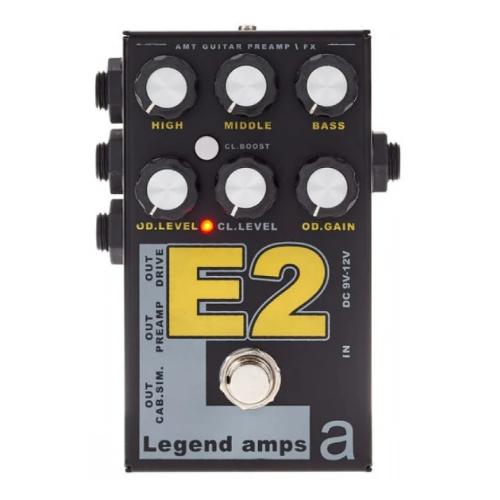 AMT Electronics Предусилитель E2 Legend Amps 2 1 шт.
