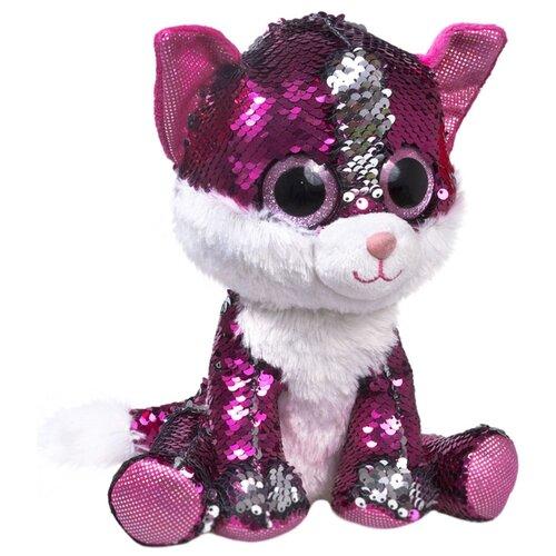 Мягкая игрушка Fancy Котик Рубин 17 см мягкая игрушка fancy котик рубин 17 см