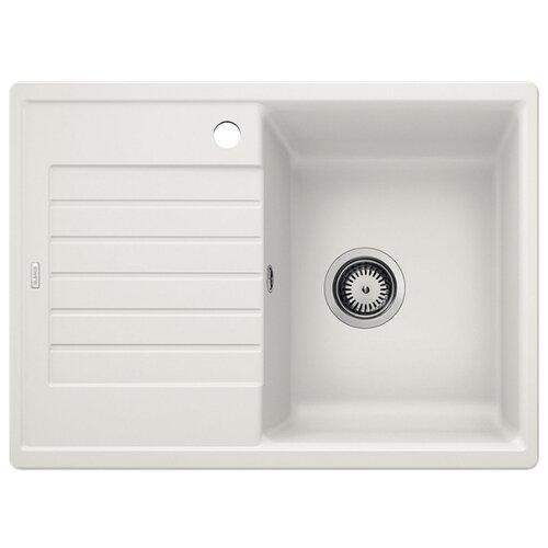 Врезная кухонная мойка 68 см Blanco Zia 45S Compact 524725 белый врезная кухонная мойка 68 см blanco zia 45s compact 524729 мускат