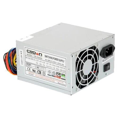 Купить Блок питания CROWN MICRO CM-PS400 Standart 400W