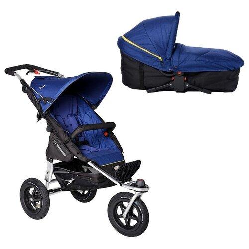 Универсальная коляска TFK Joggster Adventure MultiX (2 в 1), twilight blue прогулочная коляска tfk joggster trail twillight blue