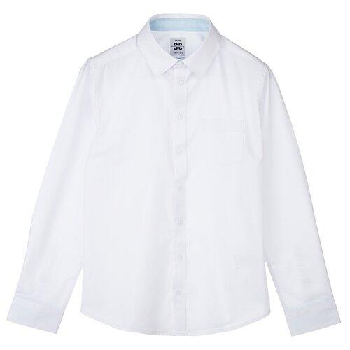 Купить Рубашка playToday размер 164, белый, Рубашки