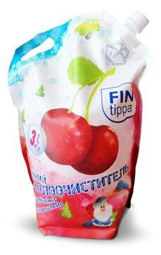 Жидкость для стеклоомывателя Fin Tippa Cherry, -10°C, 3 л