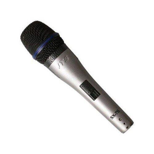 Микрофон JTS SX-7S, серый/черный