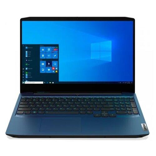 Ноутбук Lenovo IdeaPad Gaming 3 15IMH05 (81Y40099RK), Chameleon Blue ноутбук lenovo ideapad 320s 13 81ak009wru