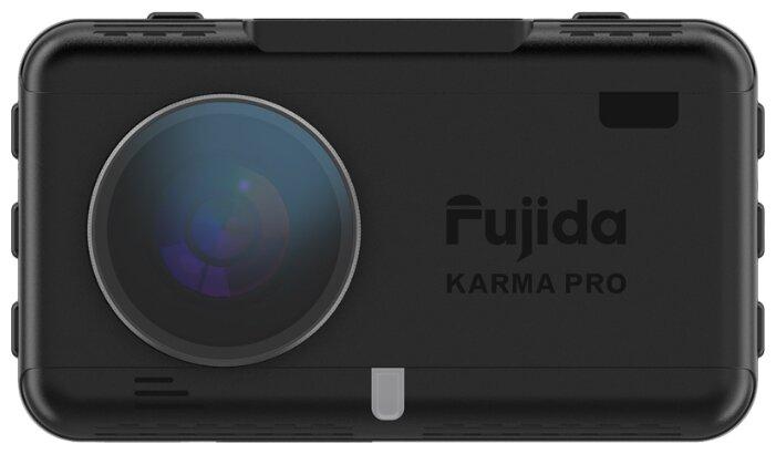 Видеорегистратор с радар-детектором Fujida Karma Pro S WiFi, GPS, ГЛОНАСС — купить по выгодной цене на Яндекс.Маркете