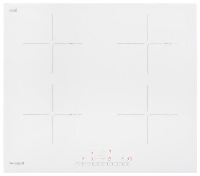 Индукционная варочная панель Weissgauff HI 640 WSC