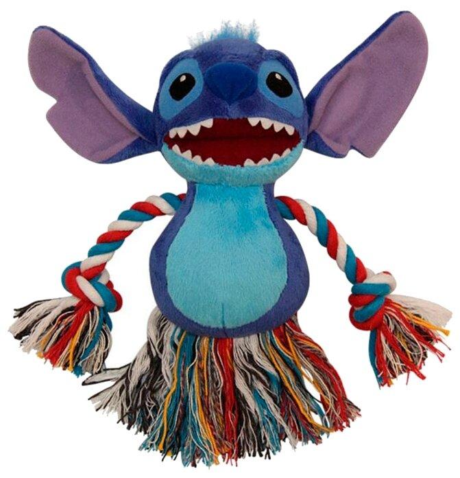 Игрушка для собак Triol Disney Stitch с канатом WD1016/12141073