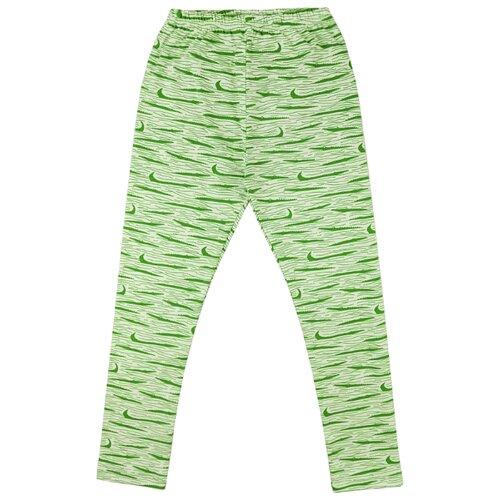 Купить Легинсы Юлала размер 56, зеленый, Брюки и шорты
