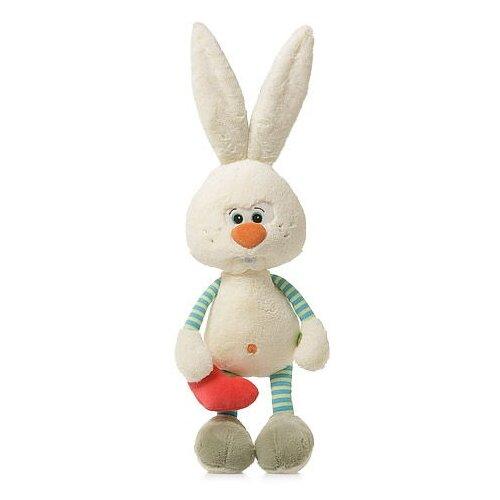 Мягкая игрушка Левеня Зайчонок Лунни 46 см