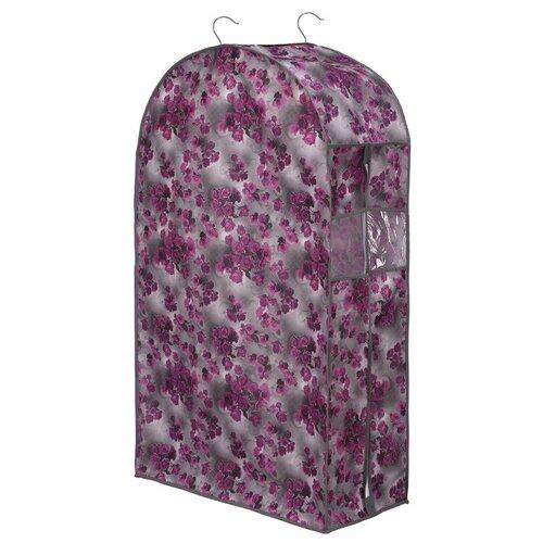 Handy Home Кофр подвесной Роза розово-серый